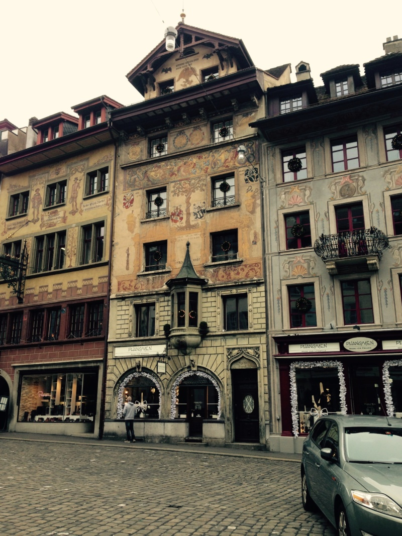 wanderlust bee travel guide to lucerne switzerland