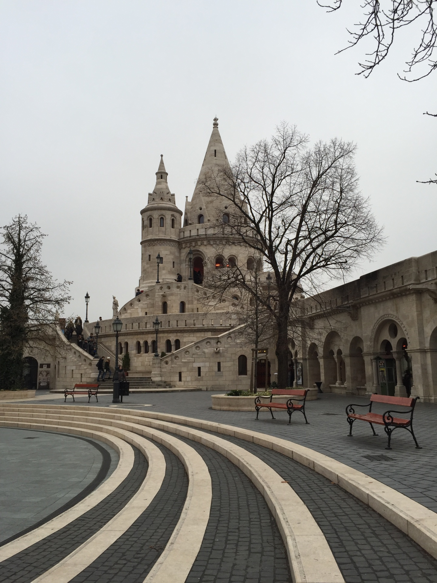 Wanderlustbee Christmas break in budapest]