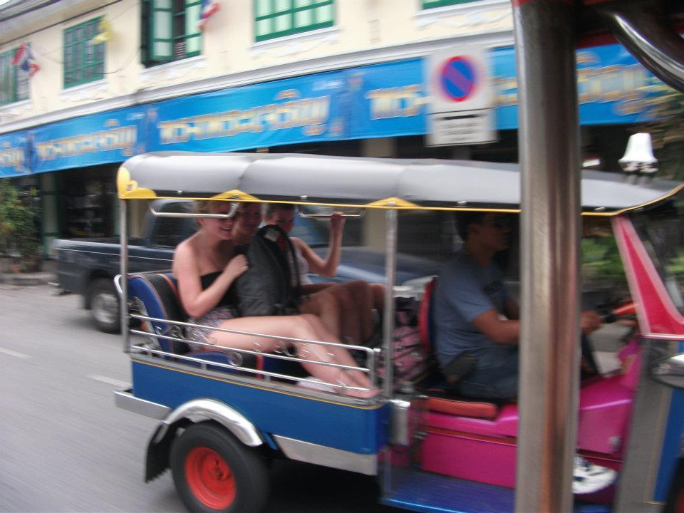 Backpacking: Stop One Bangkok