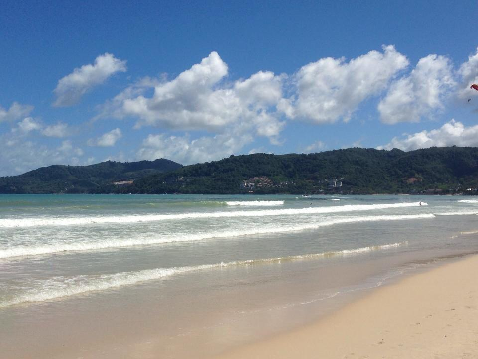 Backpacking Asia: Stop Two – Phuket, Thailand