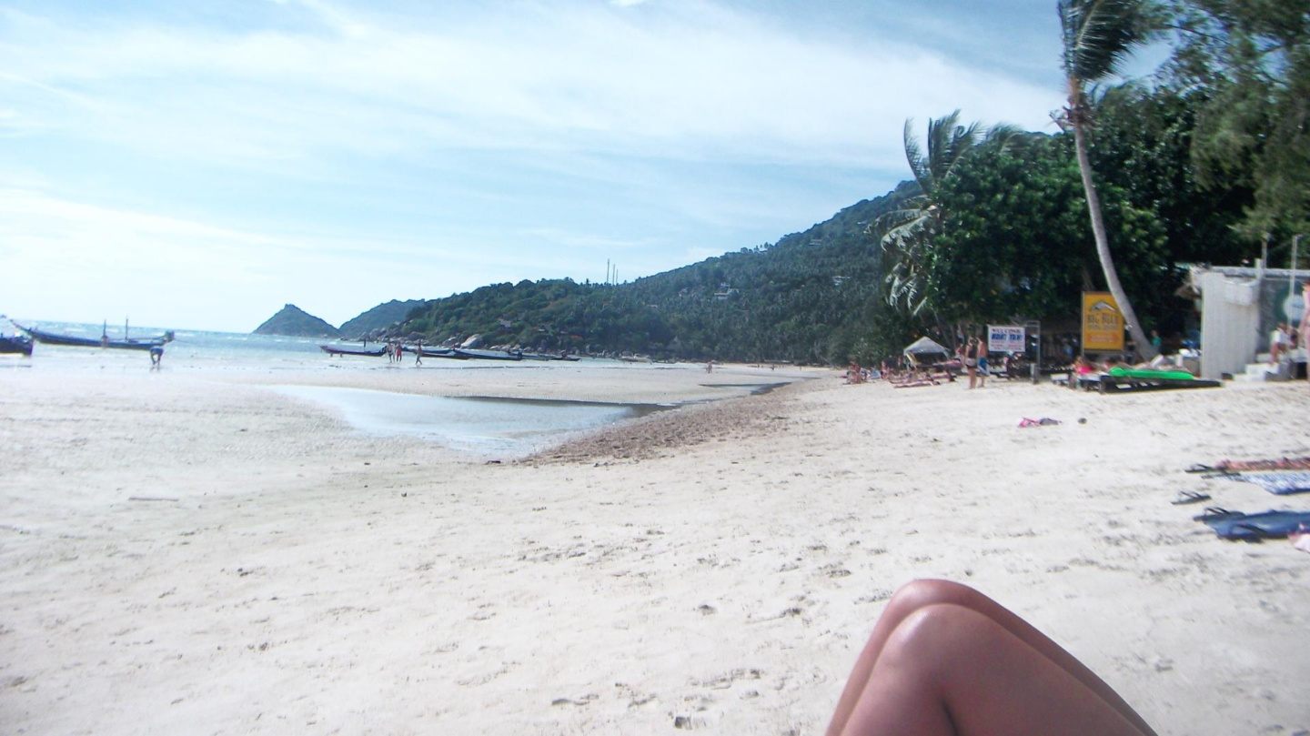 Wanderlust bee backpacking Asia stop five Koh Tao