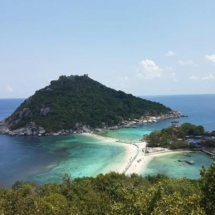 backpacking ASia stop five thailand koh tao