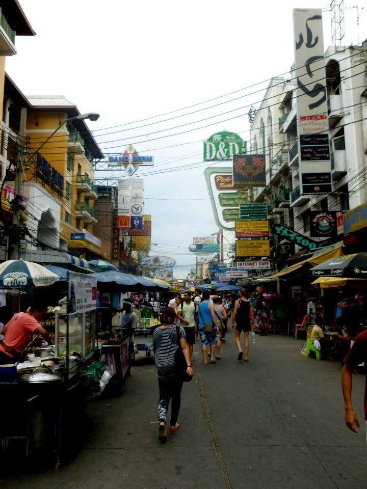 Wanderlust bee journey from southern Thailand to laos