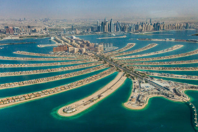 Nine Girls, Six Days a Dubai Itinerary