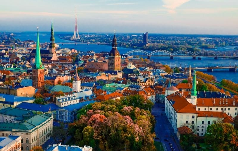 Interesting facts about Riga and Latvia