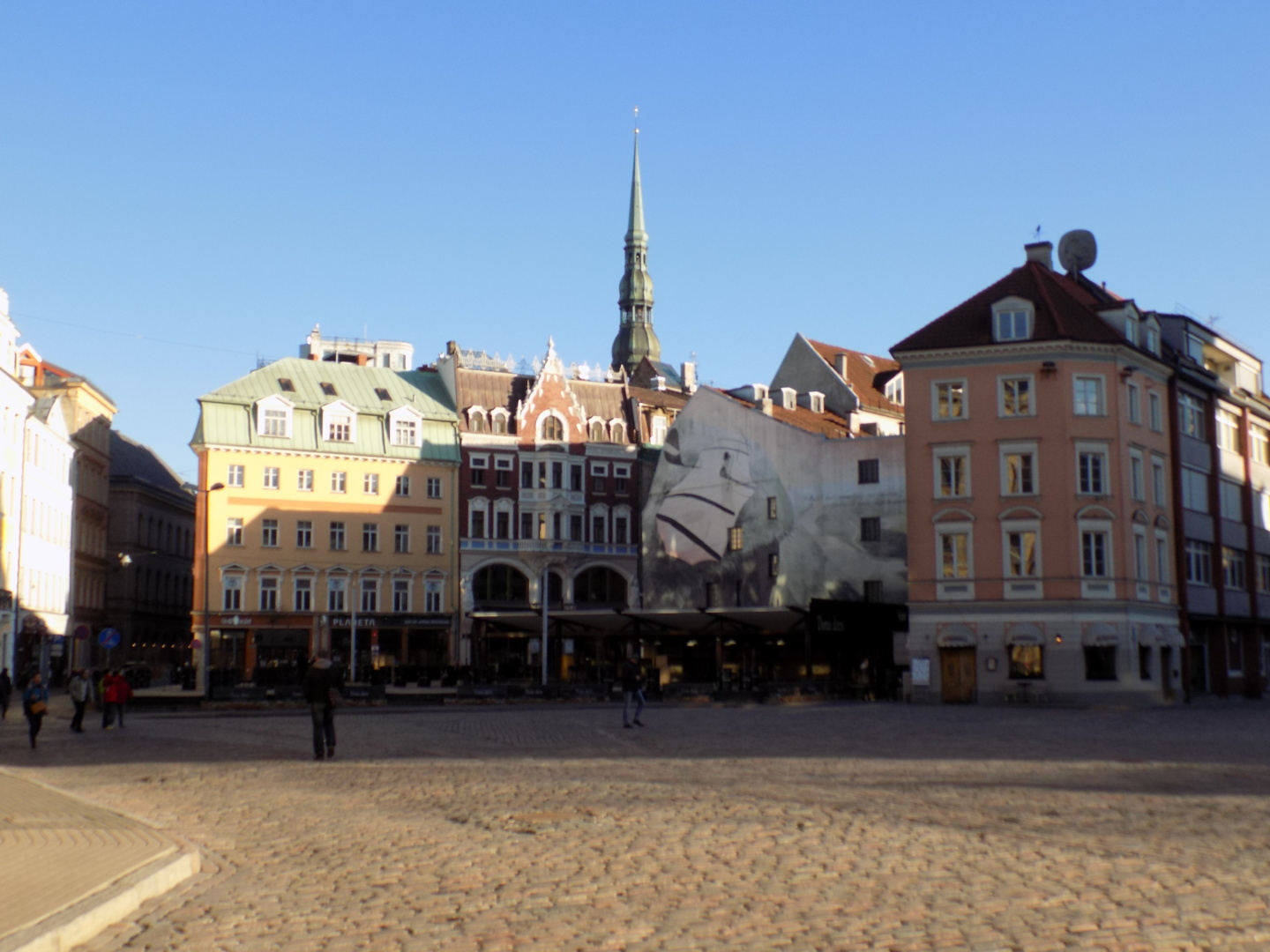 Europe | Day 2 in Riga, Latvia