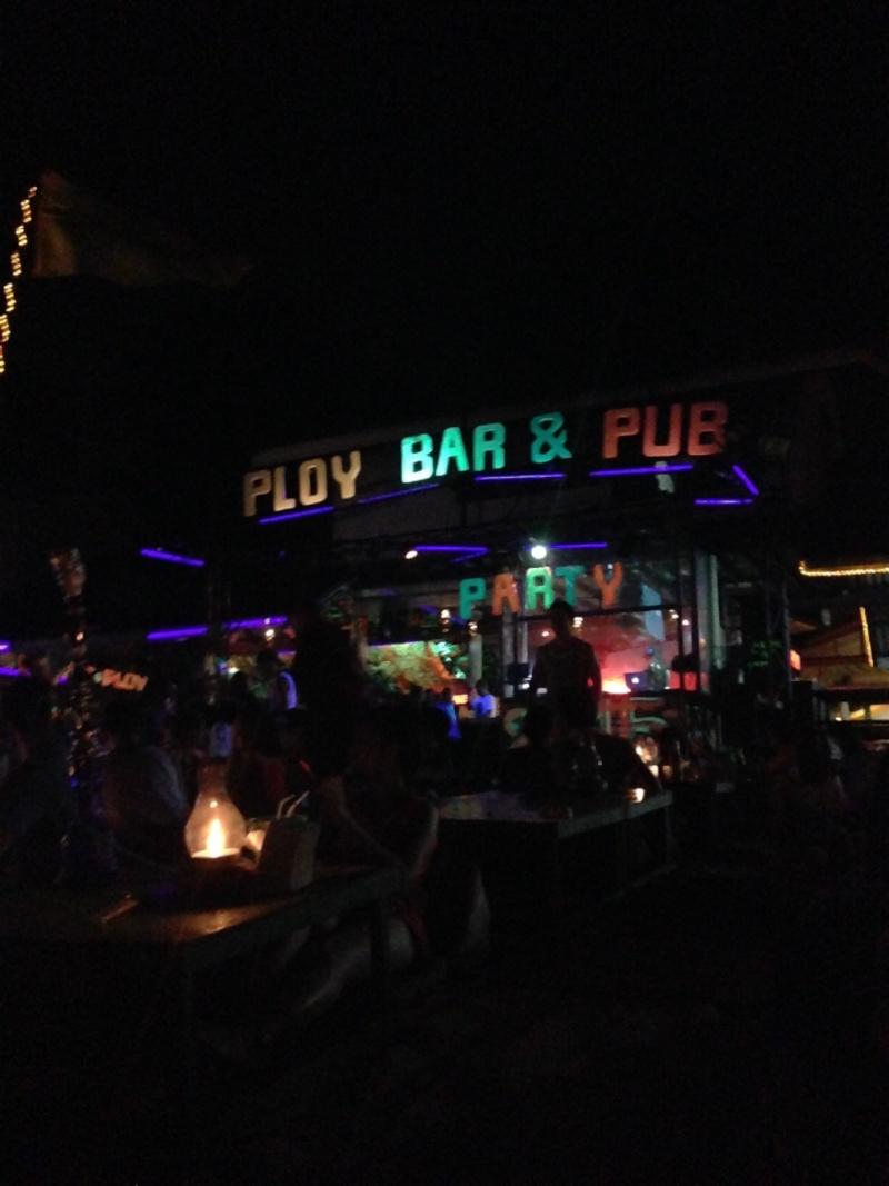 wanderlust bee koh samet night life