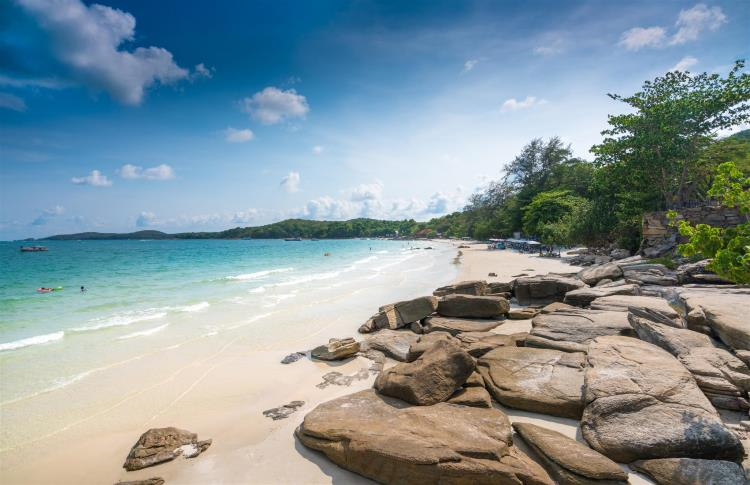 Thailand | Day Tripping To Koh Samet