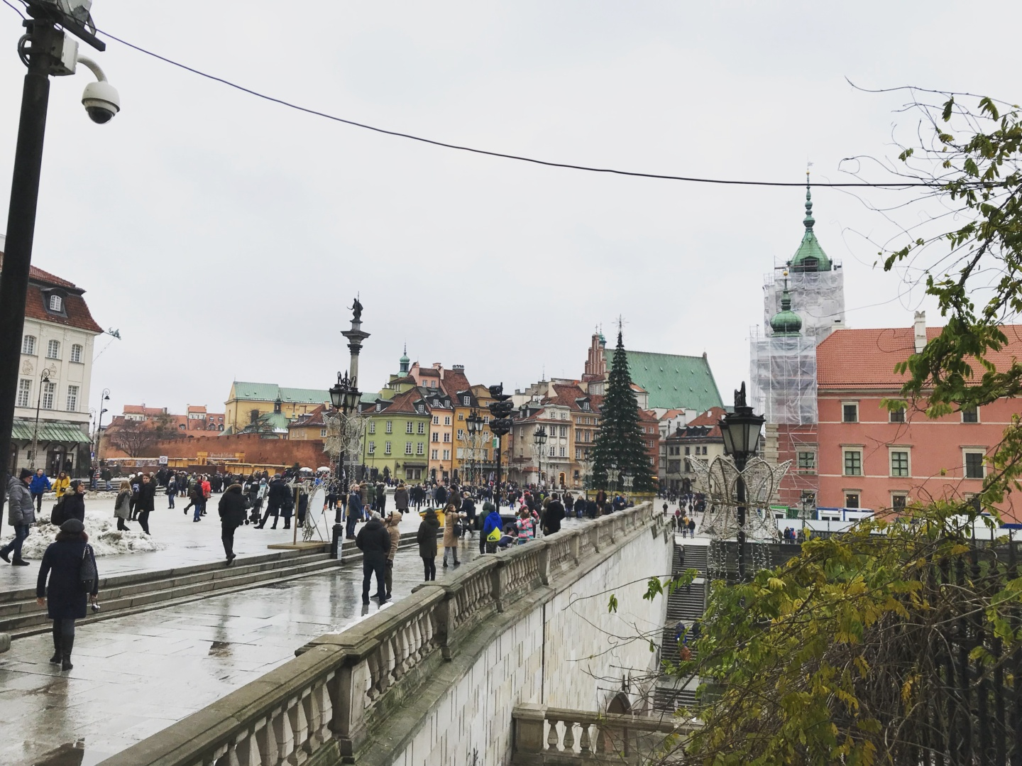 A Winter Break in Warsaw, Poland