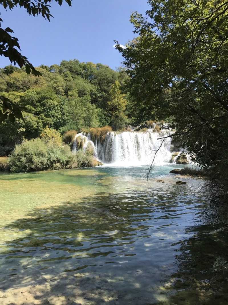 wanderlust bee - Krka national park
