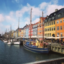 Wanderlust bee - a weekend in Copenhagen, Denmark