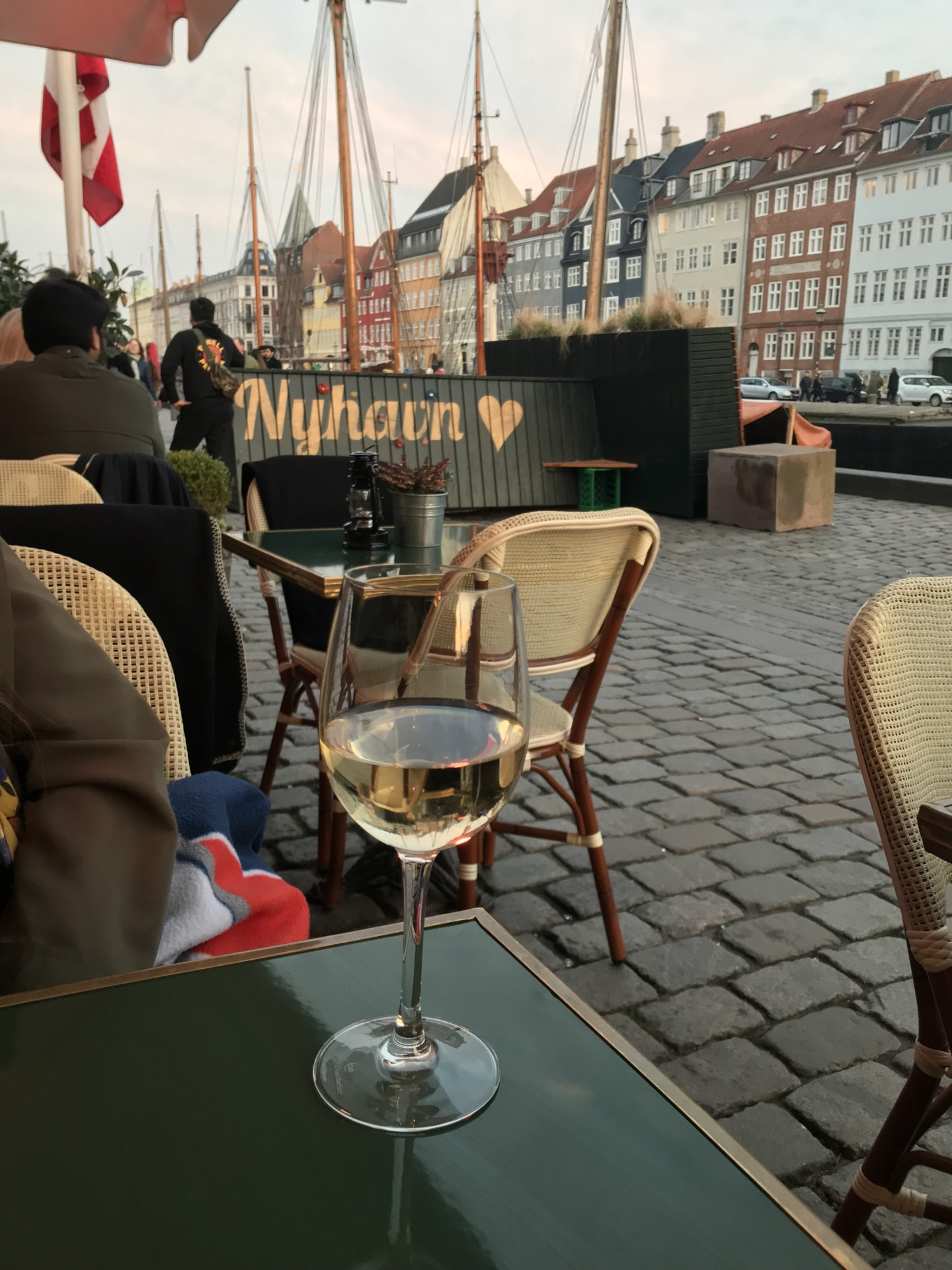 During our time in Copenhagen we found some cute places for a drink..