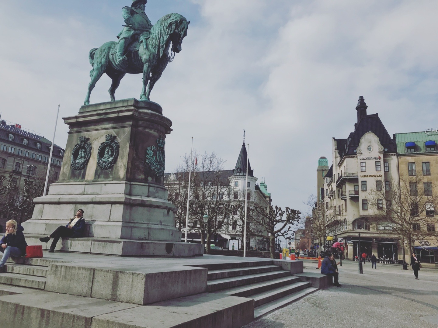 Wanderlust bee - Daytripping to Malmo, Sweden